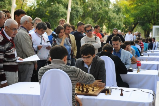Moscow Blitz Chess 5