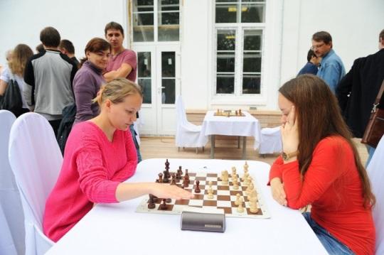 Moscow Blitz Chess 6