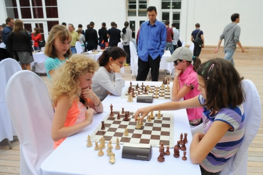 Moscow Blitz Chess 7