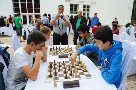 Moscow Blitz Chess 8