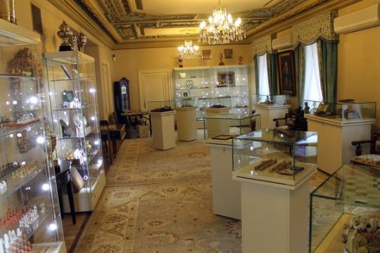 Russian Chess Museum