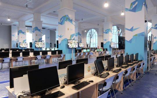 Sochi Media Center 3