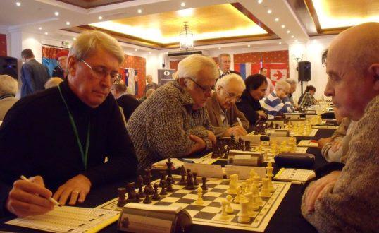 World Senior Chess Championship 2014 2