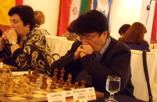 World Senior Chess Championship 2014 3