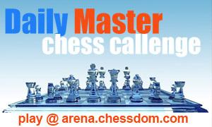 Chessdom Online Chess Arena