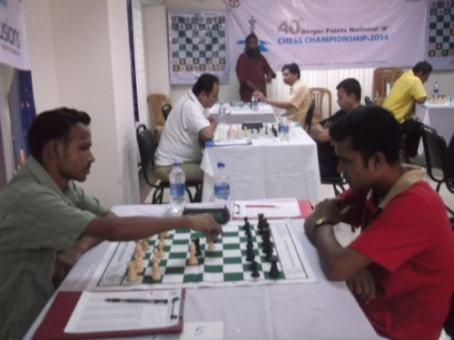 Bhuiyan Golam Mosataf vs Masum Hossain
