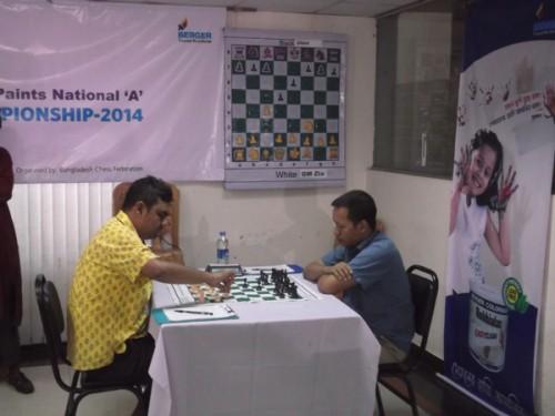 GM Rahman Ziaur vs Uten