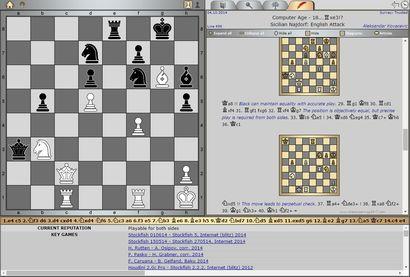 [October 4, 2014] Opening Survey by GM Aleksandar Kovačević The Sicilian Najdorf, English Attack [Key game: F. Caruana - B. Gelfand, Baku (FIDE Grand Prix) 2014]