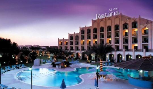 Al Ain Rotana Hili Hotel