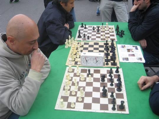 Chess at EXPO 2015