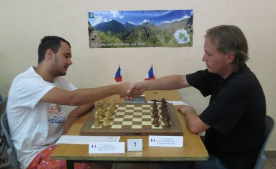 Clement Stahl wins Réunion Open