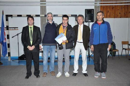 2nd place - GM Miroslav Miljkovic