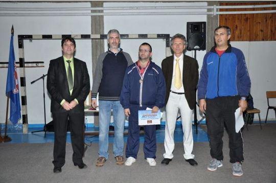 3rd place - IM Boroljub Zlatanovic