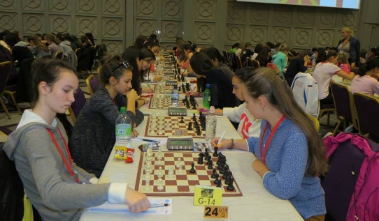 European Youth Chess Championship 1