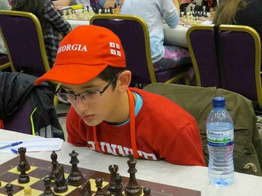 European Youth Chess Championship 10