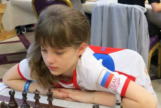 European Youth Chess Championship 11