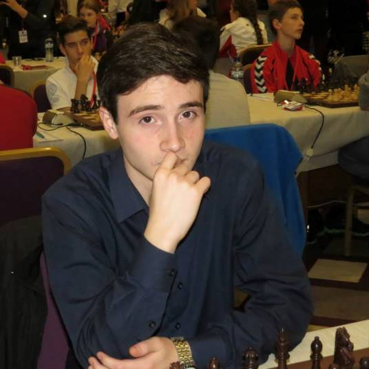 European Youth Chess Championship 12
