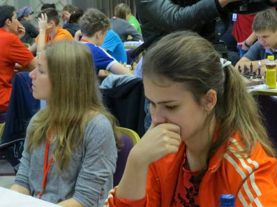 European Youth Chess Championship 15