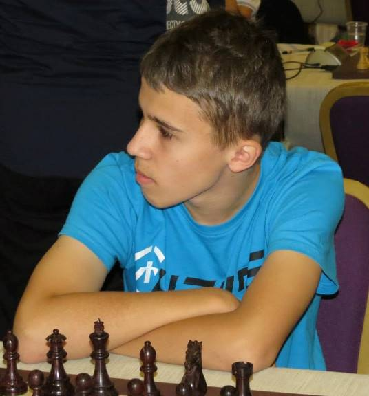European Youth Chess Championship 16