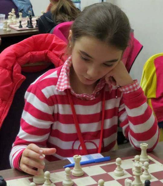 European Youth Chess Championship 17