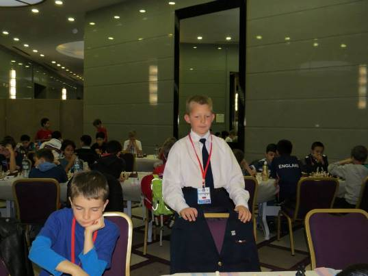 European Youth Chess Championship 18