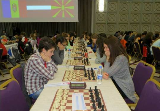European Youth Chess Championship 2014