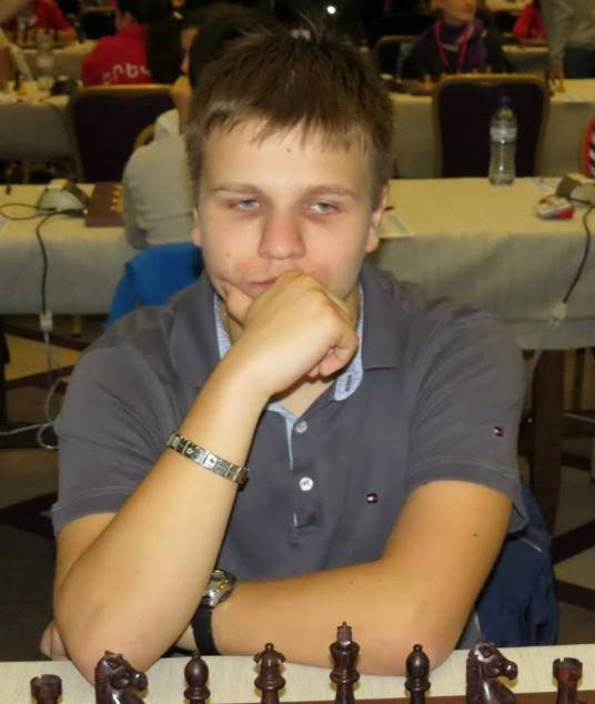 European Youth Chess Championship  3