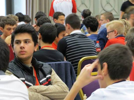 European Youth Chess Championship  4