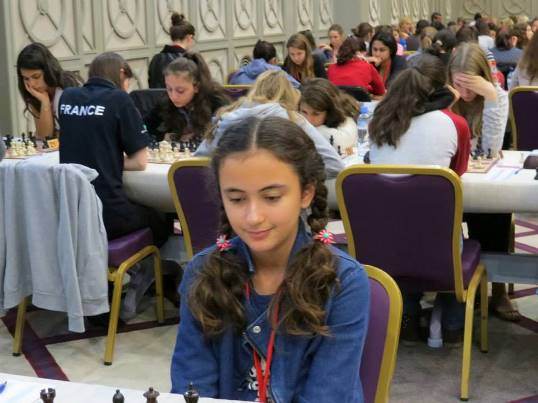 European Youth Chess Championship  5