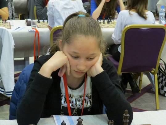 European Youth Chess Championship  6