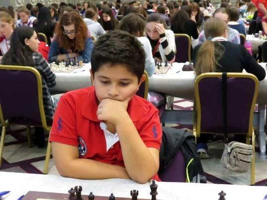European Youth Chess Championship 7
