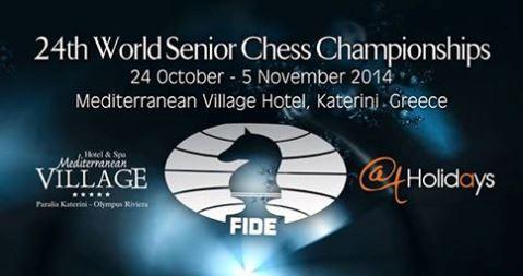 FIDE World Senior Chess Championships 2014