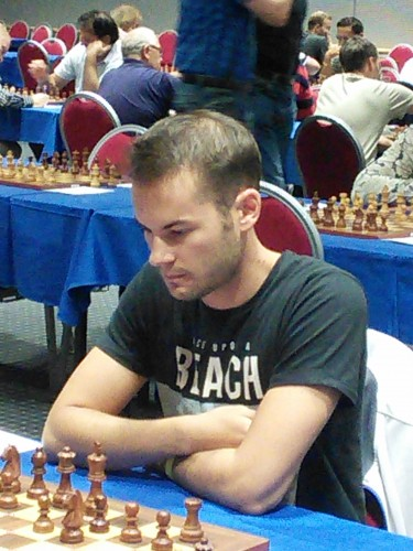 GM Ivan Saric took gold medal on second board, adding 2 more points to his rating