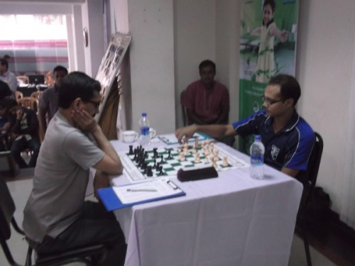 IM Minhazuddin Ahmed vs FM Haque Rezaul