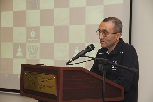 International Conference Chess in Schools in Yerevan