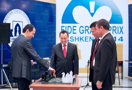 Tashkent FIDE Grand Prix