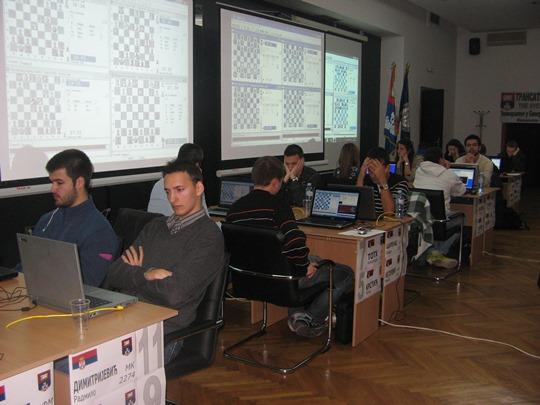 Transatlantic Cup Svetozar Gligorić
