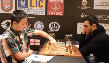 World Junior Chess 2014