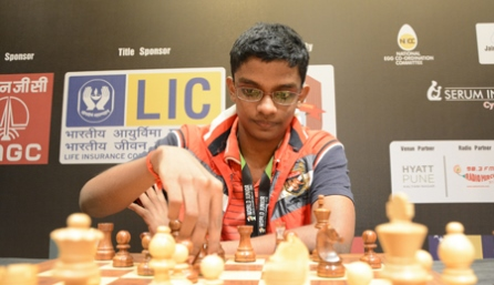 World Junior Chess R4