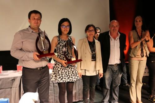 2014 Corsican winners