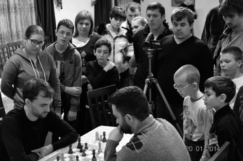 There is a growing interest for the training camps organized by FIDE Trainer and FIDE Master Salim Fazulyanov