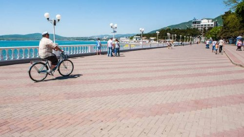 The next destination of the festival is Gelendzhik in January 2015