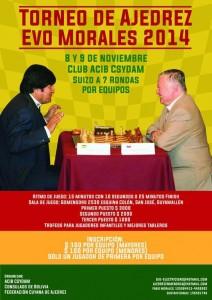 Evo Morales-Anatoly Karpov