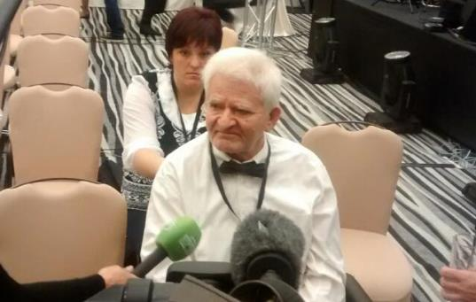 Boris Spassky interviewed by Russian media