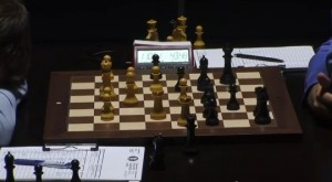 Carlsen - Anand game 6, blunder replay