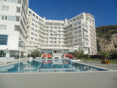 Playing venue is the splendid Hotel Bleart****