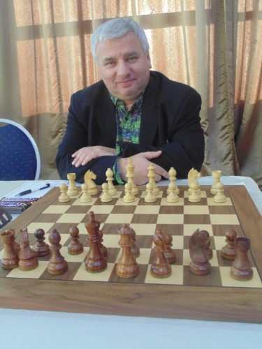 Bulgarian GM Kiril Georgiev is second seeded in the tournament