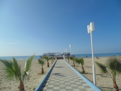 Beautiful sandy beach is no more than 50 meters from the hotel