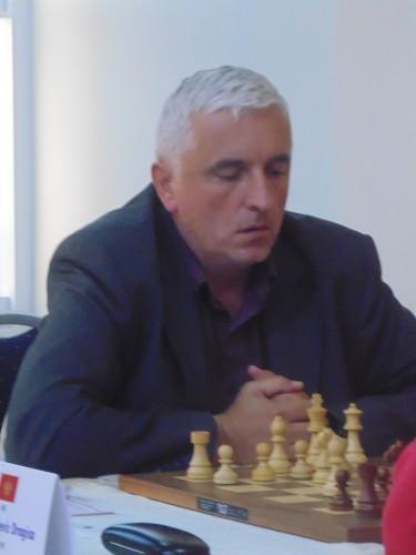 The 2006 European Individual Champion GM Zdenko Kozul (Croatia) is the first seeded player