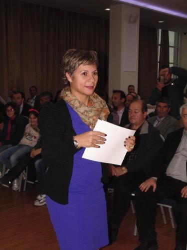 WCM Eglantina Shabanaj (Albania) - second female player